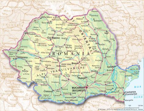 Cartina Italia Romania.Home Page Romania